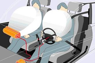 Dicar Cocoon Tweede airbag passagier