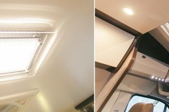 Dicar Cocoon LED verlichting binnen