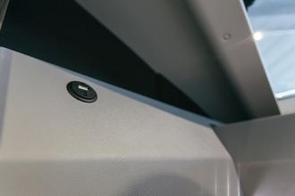 Dicar Cocoon USB oplaadpunt voor smartphone of tablet