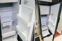 Dicar Carat Grote 140L frigo koel en vriescombinatie