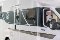 Dicar Carat Cocoon striping in automotive stijl