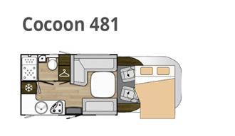 Dicar Cocoon 481