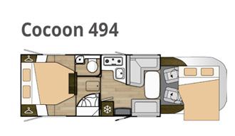 Dicar Cocoon 494